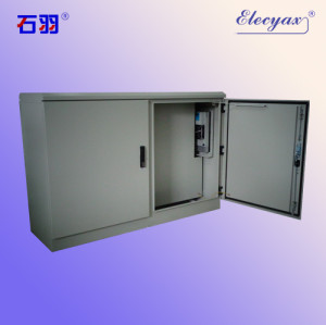 SK-300 outdoor cabinet, with TEC air conditioner, IP55