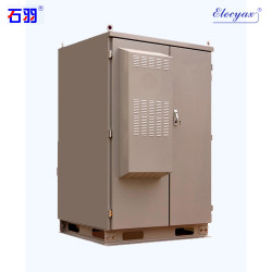 SK-419 battery cabinet, with heat exchanger, IP55