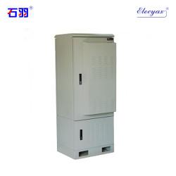 SK-294 outdoor cabinet, with heat exchanger, IP55, integrated outdoor cabinet