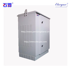 SK-76105-400W outdoor cabinet, with air conditioner, IP55