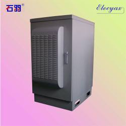 SK-235-TEC outdoor cabinet, with TEC air conditioner, IP55