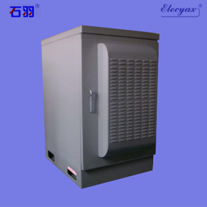 SK-216 outdoor cabinet, with air conditioner, IP55