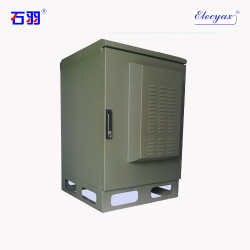 SK-210A outdoor cabinet, with TEC air conditioner, IP55