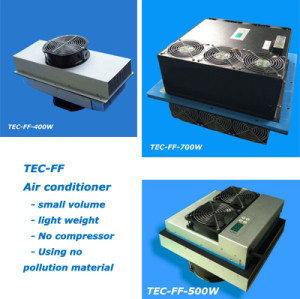 TEC-FF cabinet TEC air conditioner, FF series, thermoelectric cooler