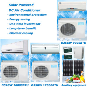 Solar Powered DC Air Conditioner