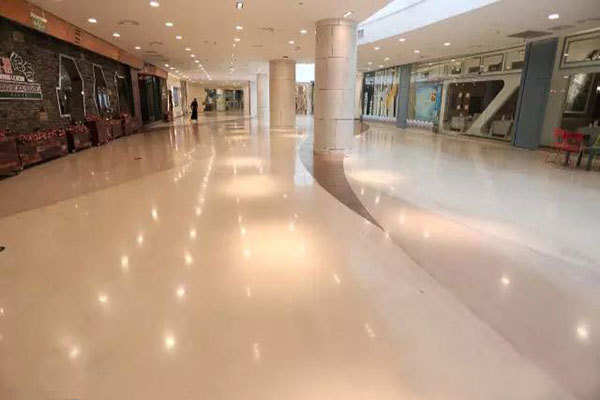 KAIDA Library Tempered Floor Project