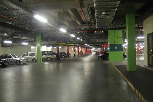 KAIDA Venetian Macao Parking Floor Project