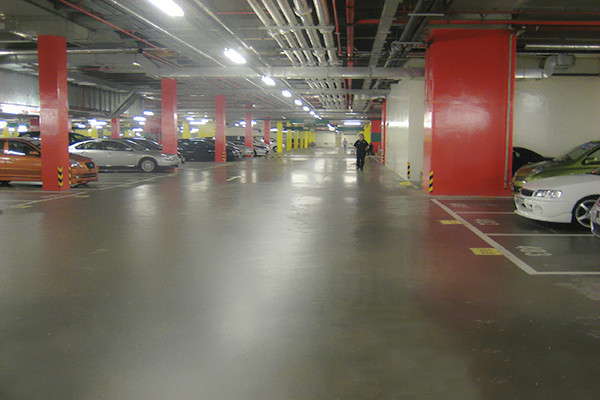 Venetian Macao Parking Floor Project