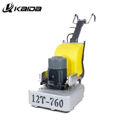 KD-12T-760/700/640/600 Square Gear Box Concrete Grinder