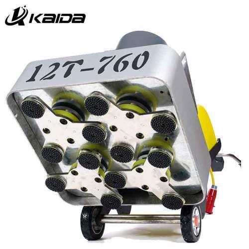 KD-12T-760/700/640/600 Square Gear Box Concrete Grinder