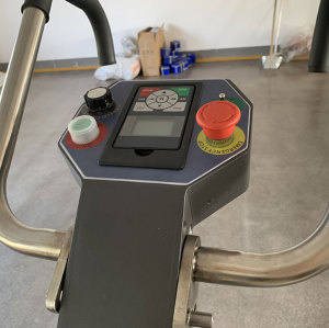 KD-540 New Sytle Concrete Grinder Polisher