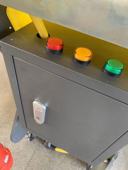 KD-540 New Sytle Concrete Grinder Polisher