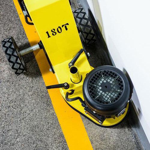 KD-180T Edge Concrete Grinder