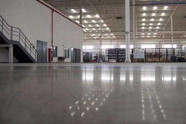 KAIDA metal anti-static floor effect