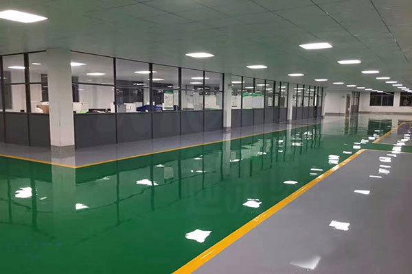 KAIDA epoxy anti-static floor effect