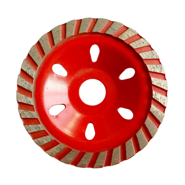Cup Wheel For Stone