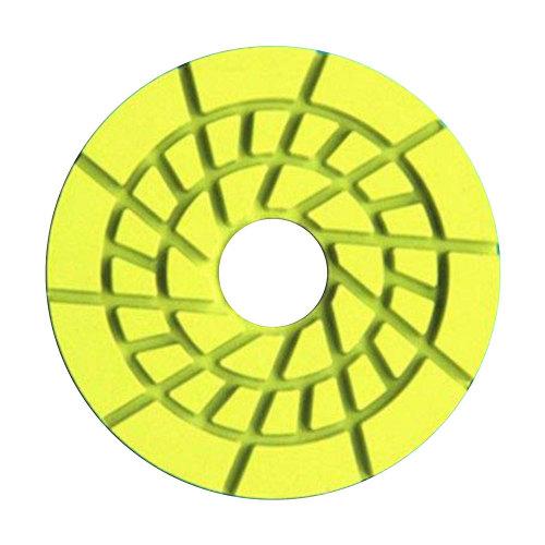 Resin Floor Polishing Pad With PVC Backing