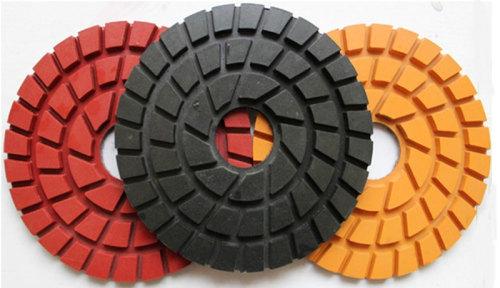 Resin Floor Polishing Pads Series
