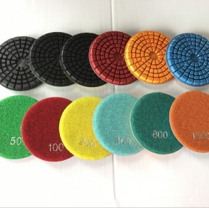 Concrete Polishing Pad