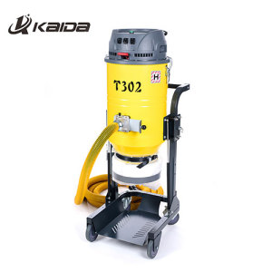 T302 Three Motor Dust-Free Grinding Vacuum Cleaner