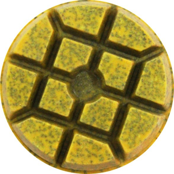 MF3-T9FX 3 inch Metal Polishing Pads For Concrete