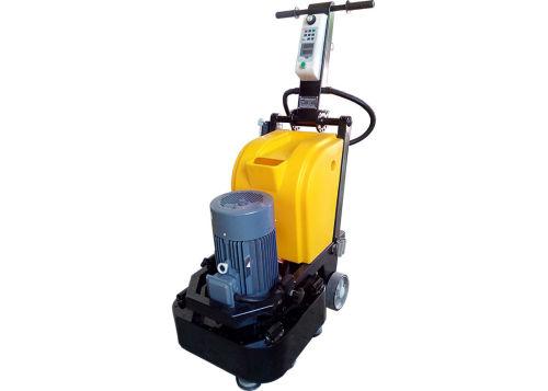 50HZ / 60HZ Fast Speed Granite Concrete Marble Floor Polisher Machine 12 Heads