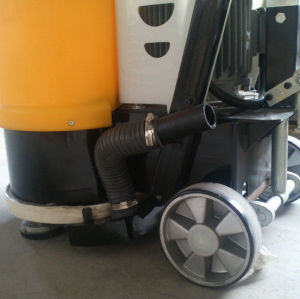 5.5HP 3 Phase 4KW Marble Floor Grinder / Polisher For Terrazzo / Concrete Polishing