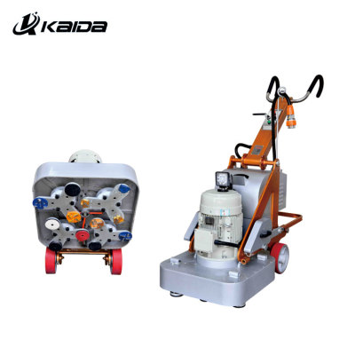 Aluminum Die Cast Concrete Floor Polisher / Grinder 7.5KW 750MM 220V-440V