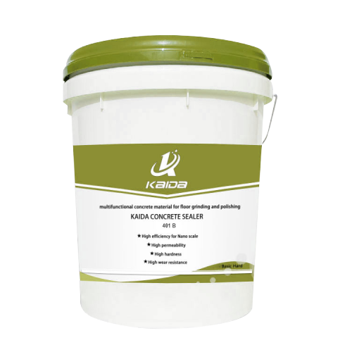 KD-401A Concrete Glaze And Seal Concrete Sealer Cement Glaze Colors