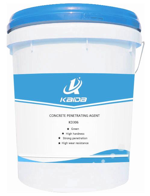 KD-306 best deep penetrating concrete sealer garage floor sealer