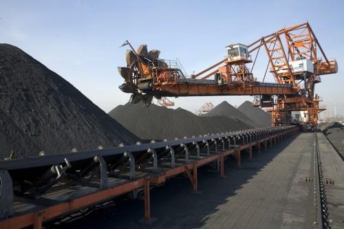 السائبة نظام نقل الفحم الخام للتخزين وتحميل الميناء