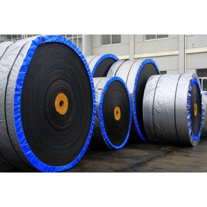 NN or EP core Conveyor Belt 3 plies, 4 plies with rubber cover