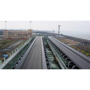 Фиксированный ленточный конвейер серии DX используется в металлургии, шахтах, угле, электростанциях, строительных материалах