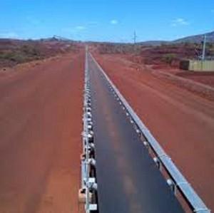 سلسلة DX الثابتة الحزام الناقل المستخدمة في المعادن والمناجم والفحم ومحطة توليد الكهرباء ومواد البناء