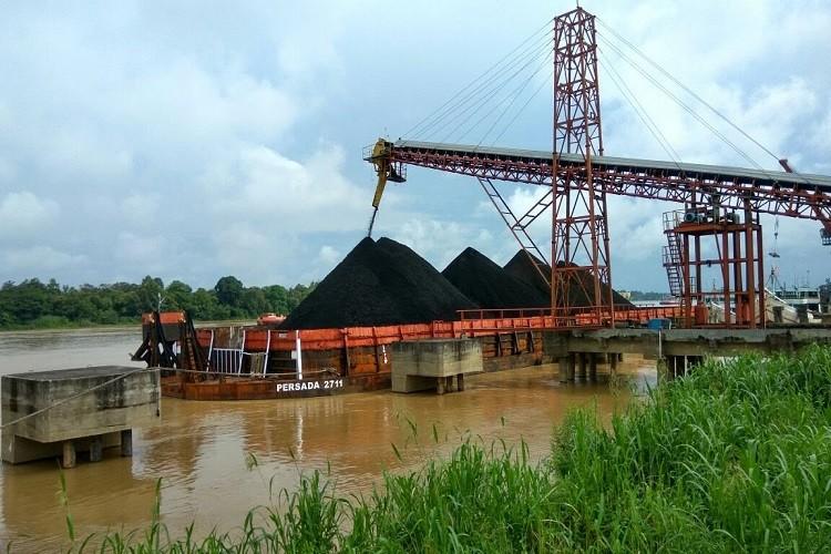 coal ship loading solution
