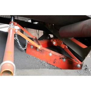 تفريغ قسم حزام نظافة المستخدمة في حزام غير العاملين