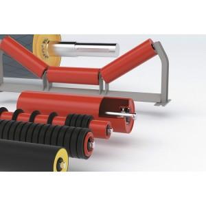 Rodillos de impacto / Rodillos transportados / Rodillos de retorno