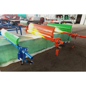 belt conveyor cleaner Used in the mining, mineral processing and materials handling industries