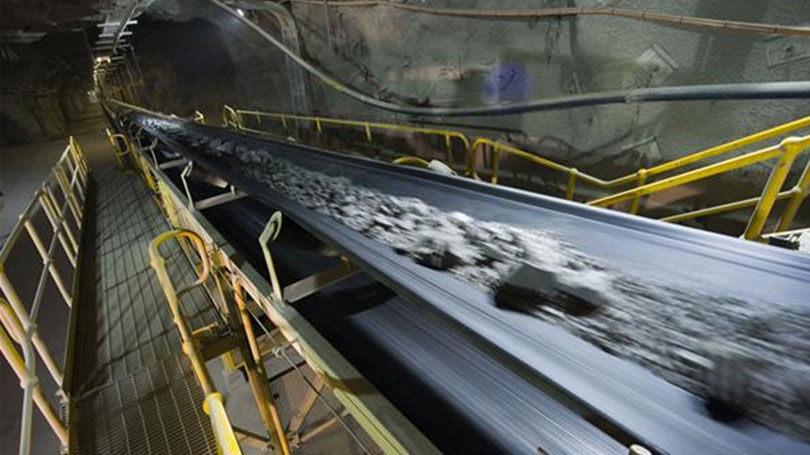حكم وعلاج العيوب الشائعة في سير ناقل الفحم