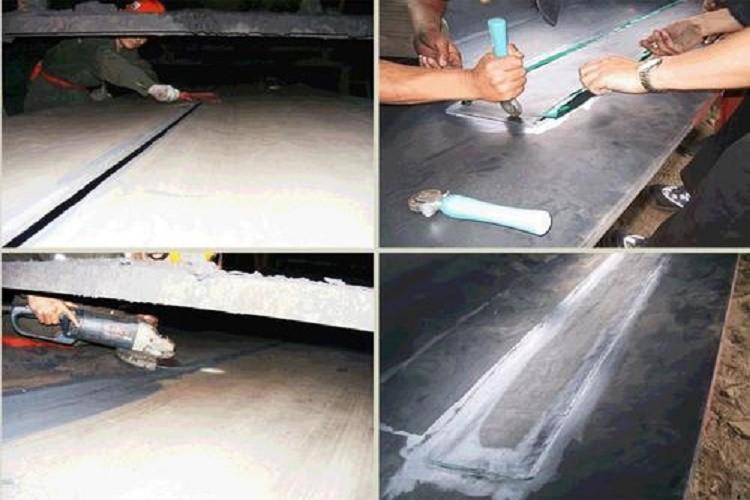 Reparación de cintas transportadoras