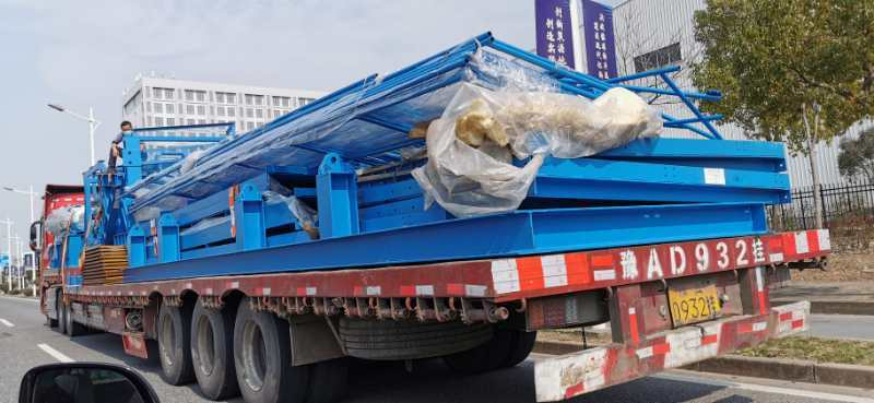 belt conveyor delivery