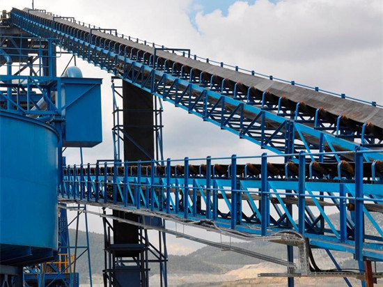 heavy weight take-up for conveyor
