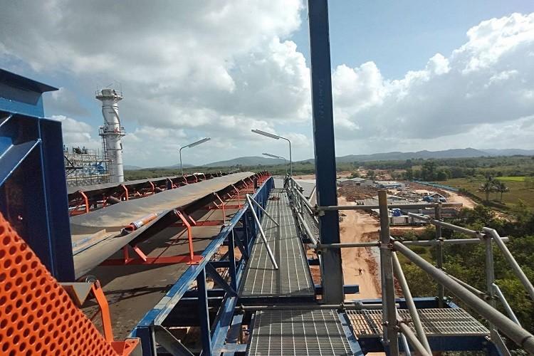 bulk material handling conveyor solution