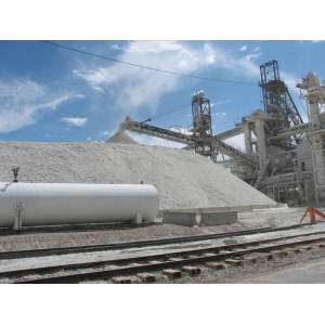Overland Belt Conveyor System for Trona Mining Ore Processing Plant