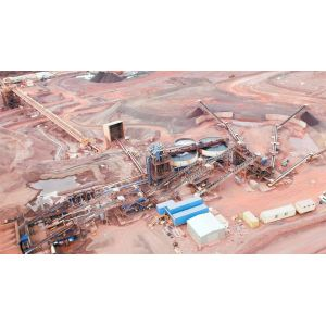 Ore Beneficiation Plant Conveyor for Ore Dressing Plant