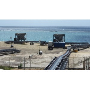 Ship Loading Conveyor used in ports and in-land Terminals