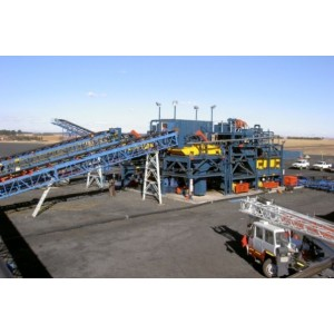 Coal Preparation Plant Belt Conveyor for Raw Coal, Clean Coal, Coal Gangue, Crushed Coal