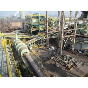 Sintering Plant Belt Conveyor for Conveying Coke, Sinter, Pellets, Slag