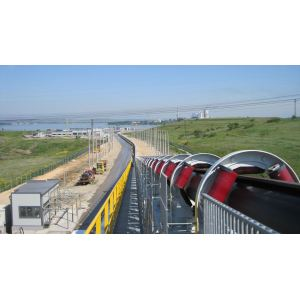 Professional Ship Loading Belt Conveyor Systems in Port and In-land Terminal