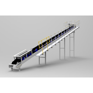 SKE transportadores de cinta de diseño estandarizado